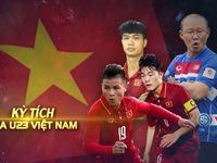 Lịch thi đấu và trực tiếp U23 Việt Nam tại bán kết U23 châu Á 2018 trên VTV