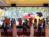Tết cộng đồng chào xuân Mậu Tuất tại Quảng Tây, Trung Quốc
