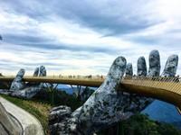 Vietnam's Golden Bridge ranked among top 100 destinations in 2018
