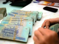 External debt of private businesses increased