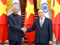 India, Vietnam strengthen bilateral relations