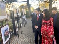 Exhibition on Vietnam in the Netherlands