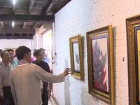 Art exhibition connects Vietnam, Laos, Thailand