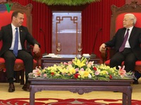 Russia's strategic partnership with Vietnam enhanced
