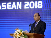 Conference to sum up WEF - ASEAN 2018