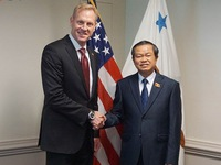 Enhancing Vietnam - US comprehensive partnership