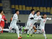 Báo chí châu Á khen ngợi màn trình diễn của U23 Việt Nam