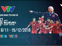Multi-platform live broadcast of AFF Cup 2018
