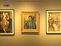 Vietnamese paintings attract art lovers in UK