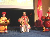 Vietnamese cultural day held in Sngapore