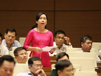 National Assembly deputies support expanding the scale of the Anti-Corruption Law