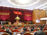 12th Party Central Committee's ninth session opens