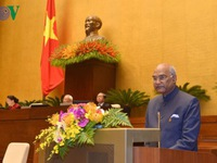 Friendship with Vietnam is special to India says Indian president