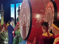 Traditional Hoa Lu Festival opens in Ninh Binh