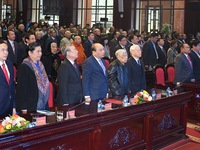 Ceremony observes 40 years of victory of Southwest border defence war and over genocide