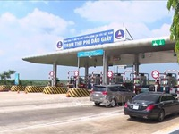 Roads Directorate to examine Dau Giay toll station