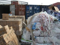 Scrap imports through road, railway border gates to be banned
