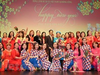 Vietnamese expats in Hong Kong, Macau gather for Tet celebrations