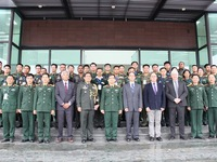 Training course on civilian protection in peacekeeping operations opens in Hanoi