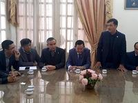 Vụ đánh bom tại Ai Cập: 9 du khách Việt Nam lên đường về nước