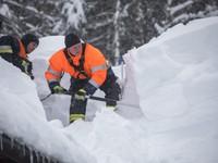 Miền Trung Tây và bờ Đông nước Mỹ đối mặt với cơn bão tuyết khắc nghiệt