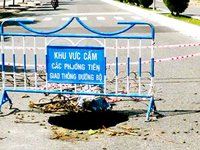'Hố tử thần' xuất hiện trên tuyến đường biển đẹp nhất Nha Trang
