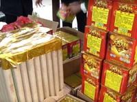 Bắt giữ gần 900kg pháo nổ tại Lạng Sơn
