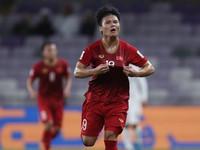 Quang Hải tái hiện 'cầu vồng' ở Asian Cup 2019: Kịch bản quá giống chung kết U23 châu Á!