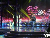 Gặp gỡ diễn viên truyền hình 2019: Huỳnh Anh như lãng tử với cây đàn guitar