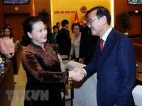 Triển khai các thỏa thuận hợp tác Quốc hội Việt Nam - Hàn Quốc