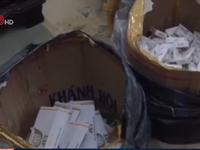 CSGT Đà Nẵng bắt giữ hơn 1.700 gói thuốc lá 'lậu'