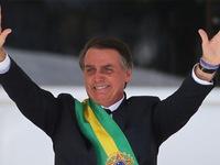 Tân Tổng thống Brazil tuyên thệ nhậm chức