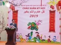 Đại sứ quán Việt Nam tại Saudi Arabia tổ chức Tết cộng đồng 2019