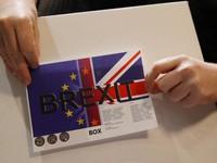Hộp Brexit - Sản phẩm 'ăn theo' việc Anh rời EU