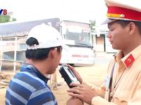 Đà Nẵng, Nha Trang liên tiếp phát hiện lái xe dương tính với ma túy