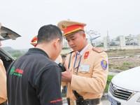 Đẩy mạnh kiểm tra chất ma túy đối với lái xe khách