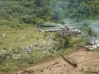 Peru phá hủy cơ sở sản xuất ma túy trong rừng Amazon