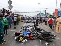 Vụ tai nạn thảm khốc ở Long An: Không thể bỏ qua trách nhiệm của doanh nghiệp vận tải