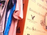 Thị trường thời trang xuất khẩu hầu hết là hàng giả, hàng nhái
