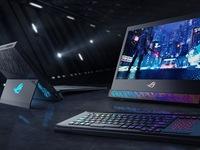 [CES 2019] ASUS định nghĩa lại laptop gaming với ROG Mothership GZ700