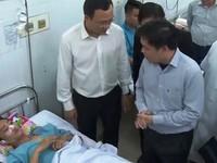 Vụ lật xe khách trên đèo Hải Vân: Nỗ lực chữa trị cho các nạn nhân