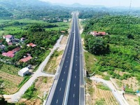 USD 516 mil highway to be put into operation