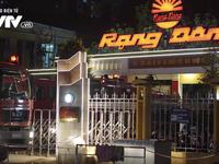 Partial completion of detoxification process at Rang Dong warehouse