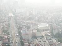 Không khí ô nhiễm đe dọa sức khỏe: Tổng cục Môi trường khuyến cáo gì?
