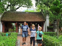 Vietnam welcomes 12.9 million foreign visitors