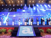 Astra social network launched