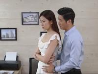 Hoa hồng trên ngực trái - Tập 17: Giả vờ giận dỗi, Trà lập tức được Thái hứa sẽ sớm cưới làm vợ