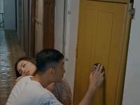 Hoa hồng trên ngực trái - Tập 20: San bị chồng bắt gặp khi trai trẻ đưa tận về nhà