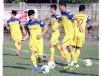 """Forward Cong Phuong: """"Playing for national team is always an honour and pride"""""""