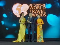 Vietnam wins multiple awards at 2019 World Travel Awards
